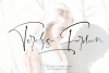 The Brittany // Font Trio example image 2