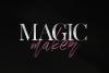 Magic Winter - A Serif/Script Handwritten Font Duo example image 14
