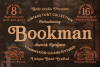 Bookman Font Collection example image 1