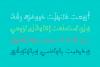 Mozarkash - Arabic Font example image 7