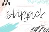 Skipjack - A Carefree Script Font example image 1