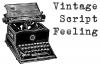 Erased Typewriter 2 Bold example image 2