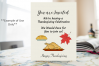 Thanksgiving Fall ClipArt Words Bundle Sublimation Transfer example image 3
