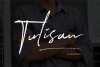 Tulisan ( Signature Font) example image 1
