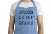 Apron Mockups - 9 | Men example image 6