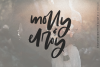 Molly & Elroy - A Bold Handwritten Script Font example image 1