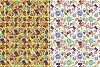 10 Sweets Seamless Patterns example image 4