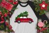 Christmas Tree Car example image 2