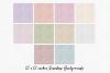 Fur Seamless Backgrounds, Pastel Colors Fur Digital Paper example image 2
