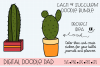 Succulents and Cacti Doodle Bundle example image 3