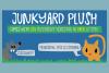 Junkyard Plush example image 1