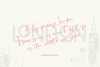 Zolda Signature Font Family   7 FONTS example image 9