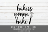 Bakers Gonna Bake Svg example image 2