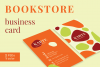 Bookstore Business Card example image 1