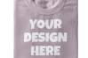 Folded Tshirt Mockups-12|PNG|3000x3000 example image 12