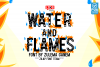 Water and Flames example image 1