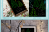 Foil Quill Single Line Christmas Elements SVG example image 4