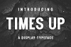 Times Up example image 1