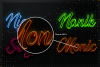 Neon Styles Effect For Photoshop example image 3