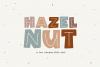 Hazelnut - A Fun Handwritten Font example image 1