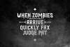 Glaive Typeface example image 2