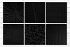 16 Black Photo Texture Background Digital Papers Bundle example image 3