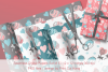 Cupcakes and Donuts Seamless Scrapbooking Papers 10 PNG file example image 8