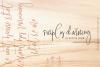Lasiera Script Font | Blog style example image 15
