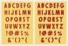 Mostachos Font example image 3