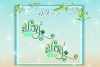 One Lucky Lady St Patricks Day SVG example image 4