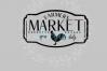 Farmhouse SVG bundle - farmhouse cut files example image 2
