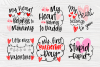 Valentine's Bundle SVG   Cut Files for Crafters   Kids SVG example image 4