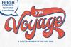 Bon Voyage Script example image 1