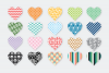 Patterned Hearts for Crafters example image 2