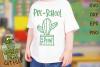 SVG Bundle School Cactus Grades on Point - 4 piece set example image 3