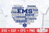 Paramedic / EMT Bundle 1 | SVG Cut File example image 8
