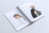NEBULA Minimal Lookbook Magazine Styles example image 18