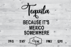 Tequila Because It's Mexico Somewhere example image 2