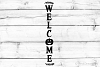 Welcome Porch Halloween SVG, DXF, PNG, EPS Files for Cutting example image 1