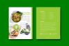 Recipe eBook Template - Vegan Recipe Theme example image 5