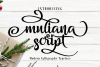 Muliana Script example image 1