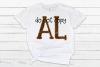 Alabama AL State Leopard Bundle example image 2