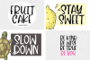 The Sweet Font Bundle - 14 Fun & Quirky Fonts example image 6