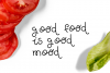 Yummy Burger- A handmade delicious font example image 2