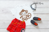 Monkey SVG / PNG / EPS / DXF Files example image 4