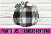 Buffalo Plaid Print File Clipart example image 1