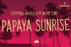 Papaya Sunrise example image 1
