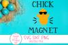 Chick Magnet SVG, Easter Boy SVG, Easter SVG,DXF, Funny Svg example image 2