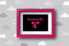 BUNDLE Pregnancy Announcement SVG Cut Files example image 13
