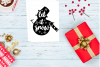 snowman svg, let it snow svg, christmas svg, winter svg example image 3